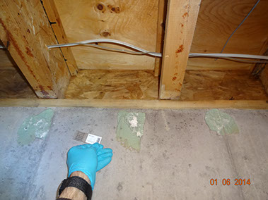 Residential Soluions For Indoor Air Qulaity, Mould, Mildew and Bacterial Fungi Issues Montreal